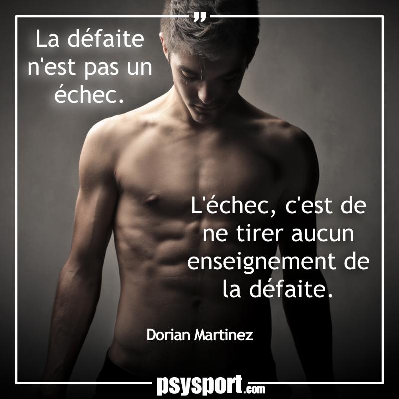 Culture de la défaite (Dorian Martinez)